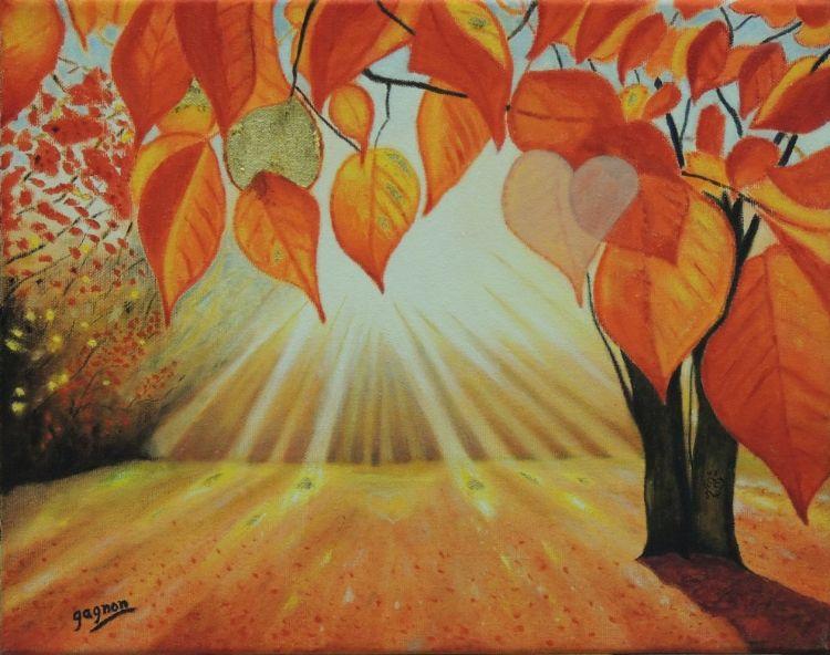 Éclat d'automne
