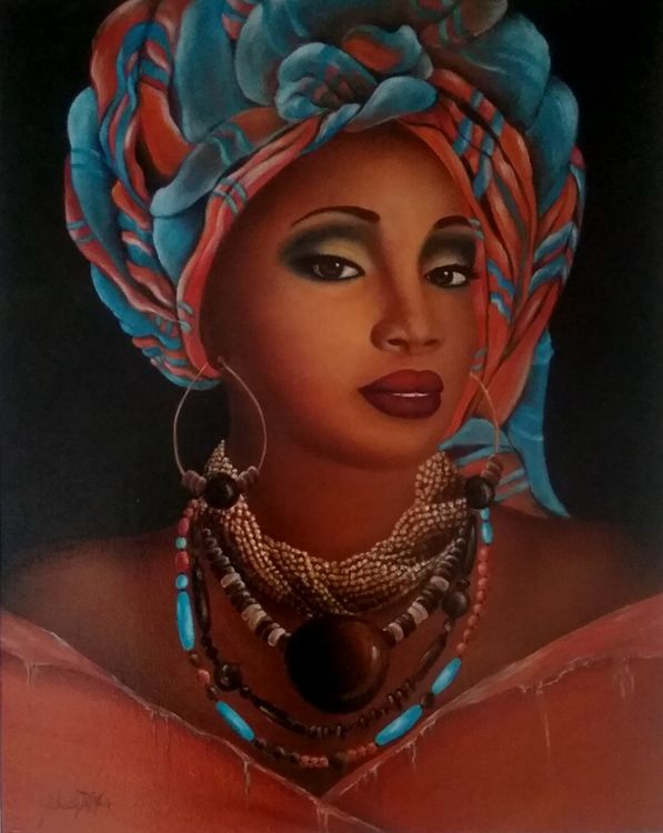 Amina – L'africaine