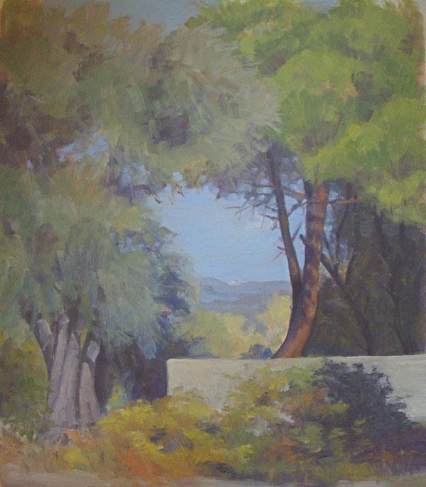 Olive and Pine-Oil - Karen Beauchamp