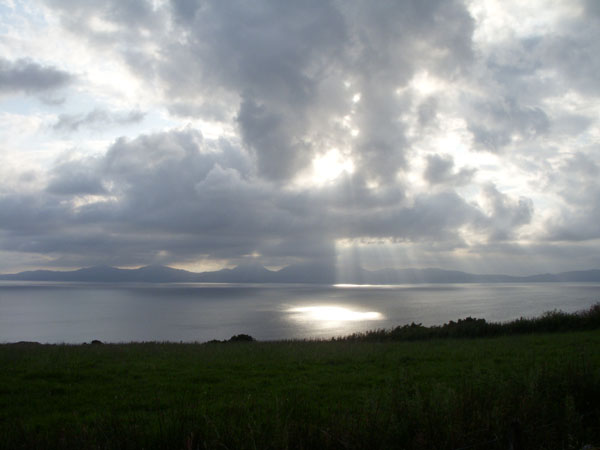 Between Kilberry and Jura