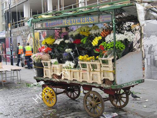 Flower Wagon London