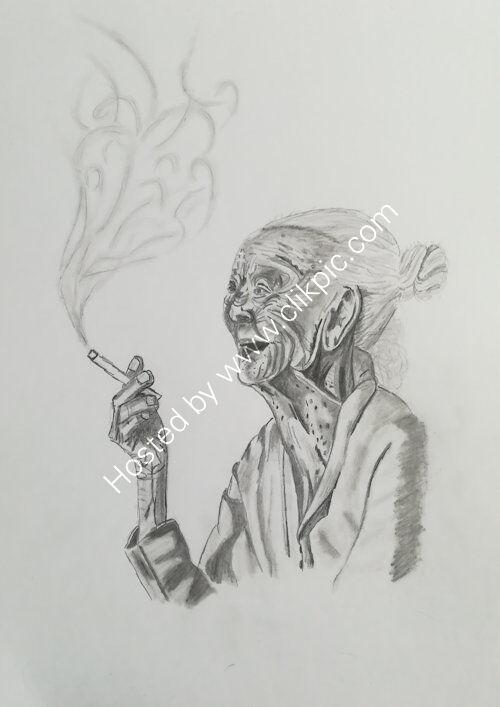 A4 Pencil