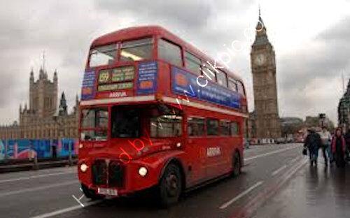 Routemaster, London