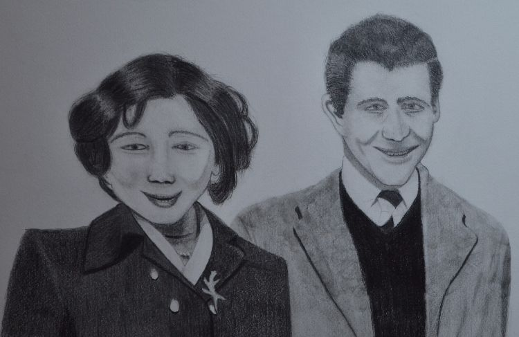 Chris's In laws (commission Piece)