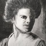 Grisaille-pastel-on-white-paper,-Joseph-wright-Derby