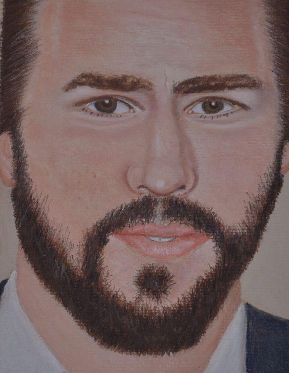 Ryan Reynolds by LGJ