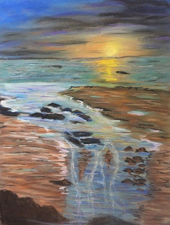 Seascape in Colour