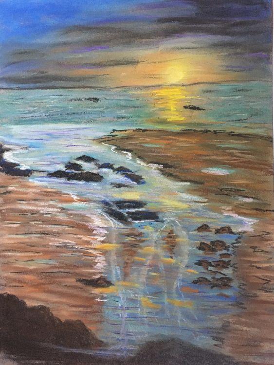 Seascape in Colour 2