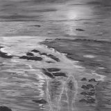 Seascape in Grey Scale