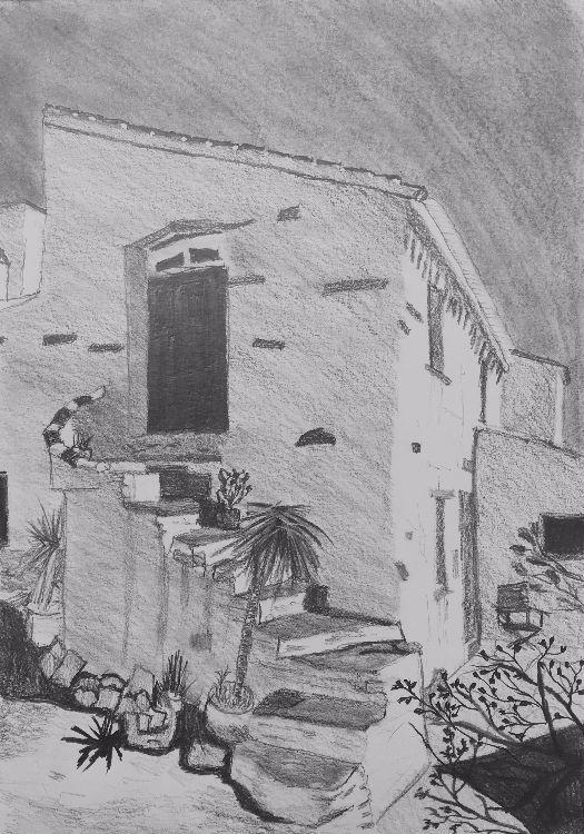 Spanish House 1