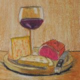 Wine Cheese