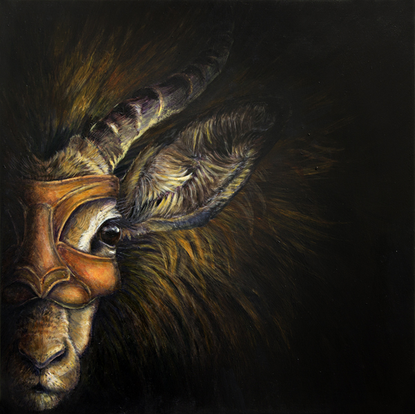 Masquerade - Aepyceros Leo