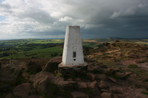 Roaches Trig Point