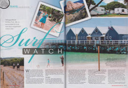Caravan World Magazine, Western Australia travel article
