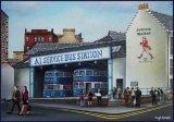 The A1 Bus Station - Kilmarnock