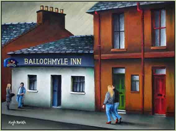 The Ballochmyle Inn Mauchline