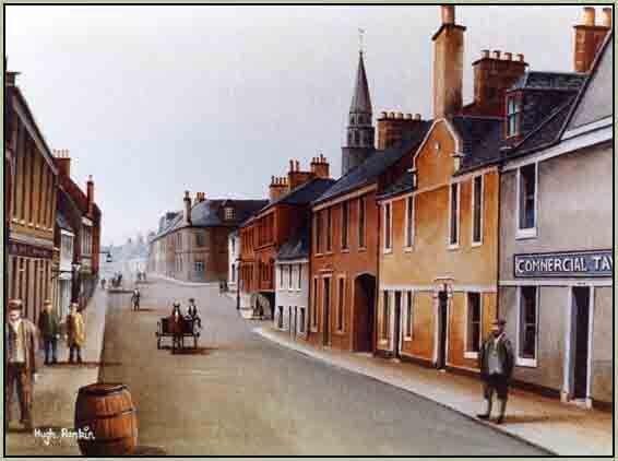 Bridge Street Galston