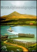 Old Brodick Pier