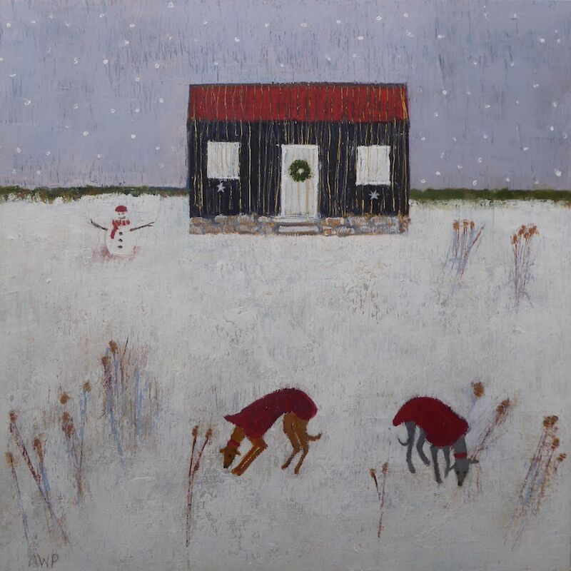 SOLD  Christmas Cheer Rye Harbour