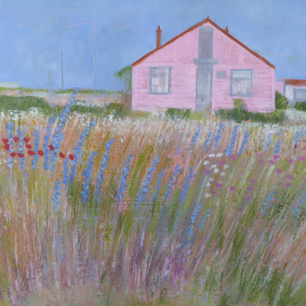 Pink House Dungeness