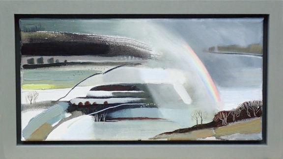 Flood and Rainbow