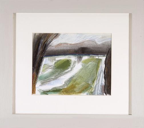 Floods (pastel)