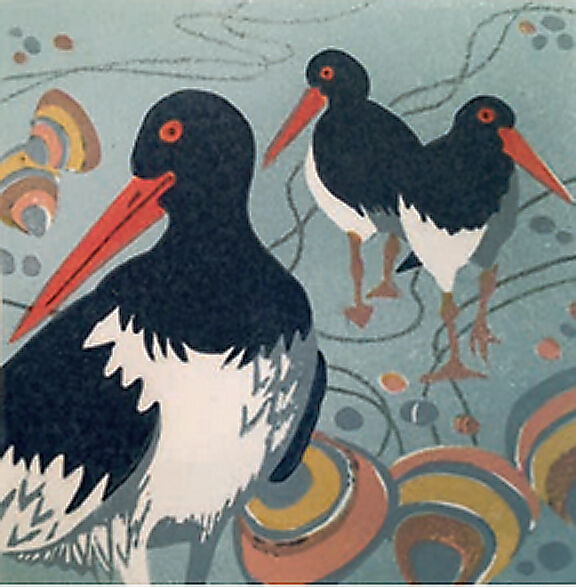 Shore Thing (Oystercatchers)