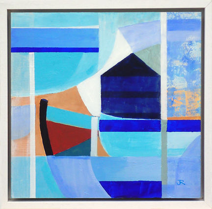 John Russell Abstract boats 4