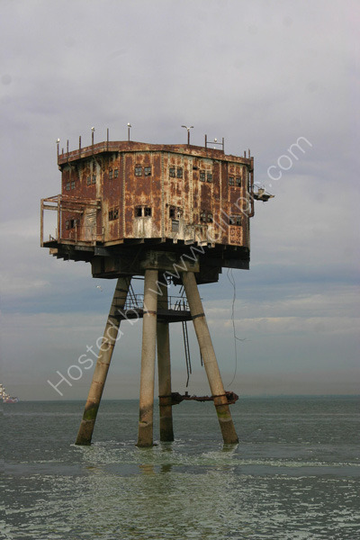 Maunsell Fort 1