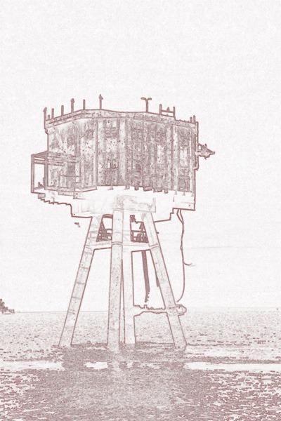 Maunsell Fort 1B