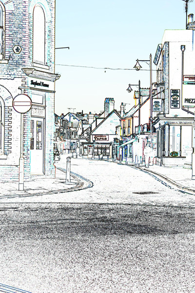 Harbour Street - 1