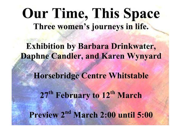 Horsebridge Our Time leaflet