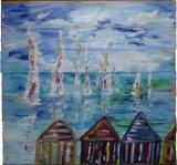 Yachts and Beachhuts