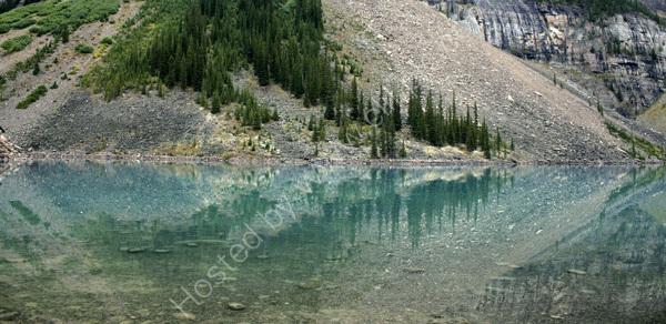 Lake Moraine - 2 (Canada)
