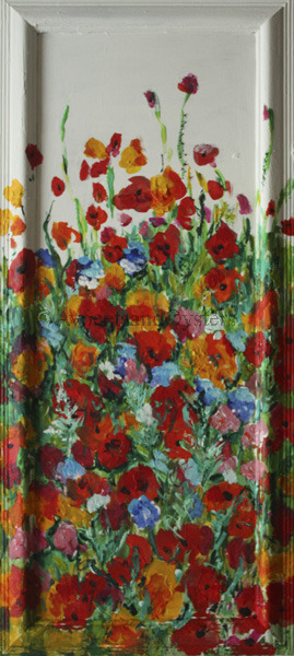 Poppies and other wild flowers 2