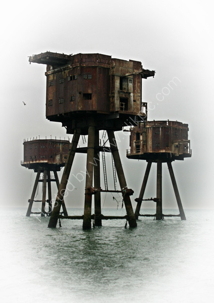 Red Sands Forts Trio - 5