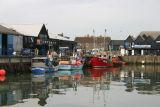 South and West Quays - original