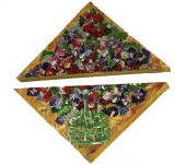 Sweet Pea Triangles