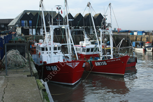 Three Boats - Original