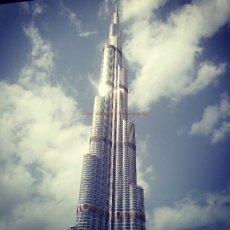 Burj Khalifa : Dubai, UAE