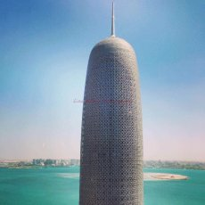 Westbay Architecture - from Tornado Tower : Doha, Qatar