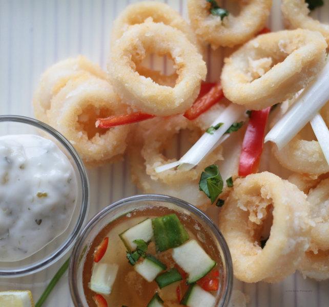 Food : Squid delight