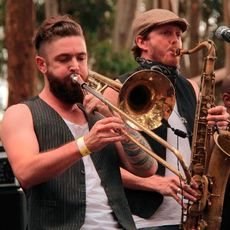 The Rudimentals : Hope Festival 2013