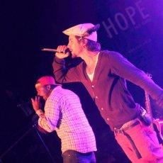 Jeremy Loops : HOPE 2013 Music Festival