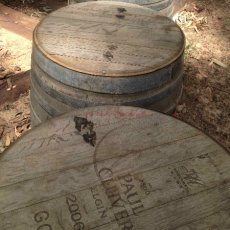 HOPE 2013, Wood, Vats : Paul Cluver Wines, Grabouw, South Africa