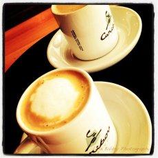 Coffee Break … magic moments with my papa !