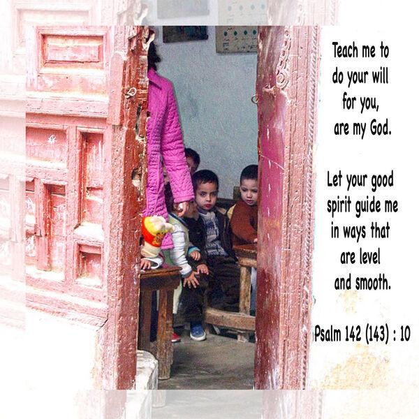LBP - Psalm 142 (143) : 10