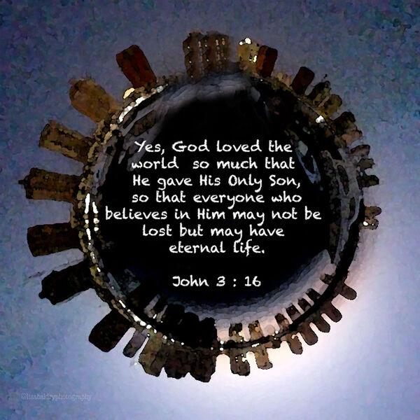 LBP - John 3 : 16