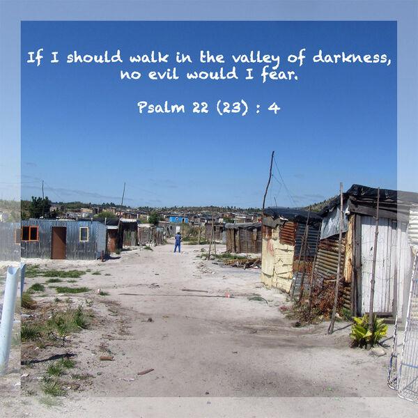 LBP - Psalm 22 (23) : 4
