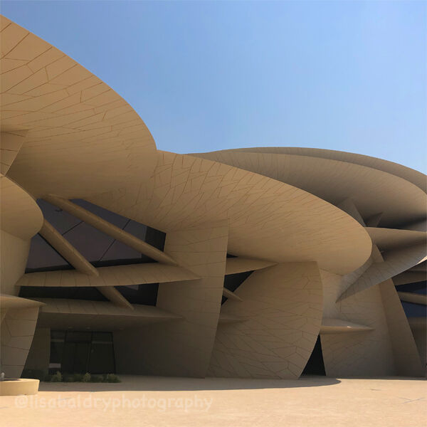 Architecture : Qatar National Museum